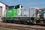 "Vossloh 5001862 - Vossloh ""98 80 0650 104-9 D-VL"" 10.03.2016 - Moers, Vossloh Locomotives GmbH, Service-ZentrumRolf Alberts"