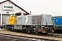 Vossloh 5001870 - Schweerbau 09.02.2012 - Moers, Vossloh Locomotives GmbH, Service-ZentrumRolf Alberts