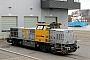 """Vossloh 5001870 - Schweerbau """"92 80 1277 031-1 D-SBAU"""" 04.01.2021 - Kiel-Wik, NordhafenTomke Scheel"""