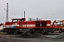 """Vossloh 5001894 - EVB """"411 53"""" 26.02.2013 - Bremerhaven FreihafenPatrick Bock"""
