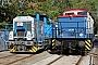 """Vossloh 5001908 - RFH """"98 80 0650 077-7 D-VL"""" 22.09.2019 - Rostock, Fracht- und FischereihafenStefan Pavel"""