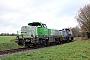 """Vossloh 5001929 - Vossloh """"92 80 4185 002-7 D-VL"""" 18.11.2016 - AltenholzTomke Scheel"""