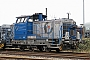 """Vossloh 5001934 - VPS """"609"""" 04.04.2013 - Moers, Vossloh Locomotives GmbH, Service-ZentrumThomas Gottschewsky"""