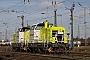 Vossloh 5001941 - Captrain 07.07.2014 - Oberhausen, Abzweig MathildeNils Broßmann
