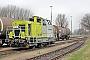Vossloh 5001941 - Captrain 29.11.2014 - Hamburg-WaltershofAndreas Kriegisch