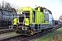 Vossloh 5001941 - Captrain 14.12.2014 - HamburgJens Vollertsen
