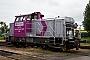"Vossloh 5001956 - Infracor ""25"" 29.06.2013 - Moers, Vossloh Locomotives GmbH, Service-ZentrumPatrick Böttger"