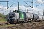 "Vossloh 5001966 - RBH Logistics ""698"" 05.05.2020 - Oberhausen, Rangierbahnhof WestRolf Alberts"