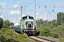 "Vossloh 5001966 - RBH Logistics ""698"" 21.07.2020 - Gladbeck, Bahnhof WestKlaus Linek"