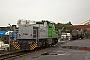 """Vossloh 5001991 - CFL Cargo """"1510"""" 18.10.2012 - Westerland (Sylt)Nahne Johannsen"""