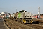 """Vossloh 5001991 - CFL Cargo """"1510"""" 28.01.2013 - Westerland (Sylt)Nahne Johannsen"""