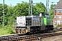 """Vossloh 5001991 - CFL Cargo """"1510"""" 25.05.2014 - Hamburg-EidelstedtEdgar Albers"""