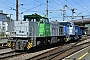 "Vossloh 5001991 - CFL Cargo ""1510"" 17.04.2018 - Bettembourg