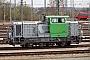 "Vossloh 5101983 - DB Regio ""98 80 0650 114-8 D-DB"" 31.03.2017 - Rostock, DB-WerkStefan Pavel"