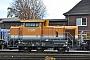 "Vossloh 5102060 - BASF ""G 14"" 04.11.2015 - Moers, Vossloh Locomotives GmbH, Service-ZentrumMichael Kuschke"