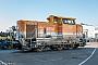 "Vossloh 5102060 - BASF ""G 14"" 01.10.2015 - Moers, Vossloh Locomotives GmbH, Service-ZentrumRolf Alberts"