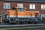 "Vossloh 5102062 - BASF ""G 16"" 18.11.2015 - Moers, Vossloh Locomotives GmbH, Service-ZentrumRolf Alberts"