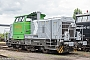 "Vossloh 5102066 - Vossloh ""98 80 0650 115-5 D-VL"" 22.06.2016 - Moers, Vossloh Locomotives GmbH, Service-ZentrumRolf Alberts"