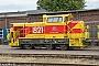 "Vossloh 5102090 - TKSE ""821"" 03.06.2017 - Moers, Vossloh Locomotives GmbH, Service-ZentrumRolf Alberts"