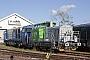 """Vossloh 5102106 - RBH Logistics """"693"""" 17.11.2017 - Moers, Vossloh Locomotives GmbH, Service-ZentrumMartin Welzel"""