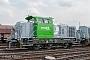 Vossloh 5102107 - Vossloh 01.08.2014 - Moers, Vossloh Locomotives GmbH, Service-ZentrumRolf Alberts