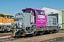 """Vossloh 5102142 - Evonik """"26"""" 10.06.2015 - Moers, Vossloh Locomotives GmbH, Service-ZentrumRolf Alberts"""