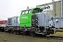 "Vossloh 5102149 - Vossloh ""98 80 0650 080-1 D-VL"" 20.02.2016 - Kiel-Friedrichsort, Vossloh Locomotivesloks-aus-kiel.de Archiv"