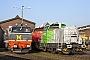 """Vossloh 5102158 - Vossloh """"98 80 0650 081-9 D-VL"""" 15.12.2015 - Moers, Vossloh Locomotives GmbH, Service-ZentrumMartin Welzel"""