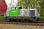 """Vossloh 5102158 - Vossloh """"98 80 0650 081-9 D-VL"""" 07.05.2017 - Ratingen-Lintorf, BahnhofLothar Weber"""