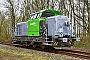 """Vossloh 5102160 - Vossloh """"98 80 0650 083-5 D-VL"""" 12.02.2016 - Altenholz, LummerbruchJens Vollertsen"""