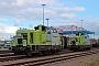 Vossloh 5102186 - Captrain 07.03.2020 - Hamburg-WaltershofAndreas Kriegisch