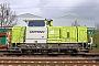 """Vossloh 5102189 - Captrain """"98 80 0650 091-8 D-CTD"""" 29.04.2017 - Hamburg, Hohe SchaarAndreas Kriegisch"""