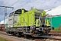 """Vossloh 5102190 - Captrain """"98 80 0650 092-6 D-CTD"""" 29.04.2017 - Hamburg, Bahnhof Hohe SchaarAndreas Kriegisch"""