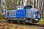 "Vossloh 5102209 - VPS ""641"" 17.12.2015 - Altenholz, LummerbruchJens Vollertsen"