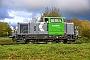 """Vossloh 5102xxx - Vossloh """"98 80 0650 146-0 D-VL"""" 11.11.2016 - Altenholz, Bahnübergang LummerbruchJens Vollertsen"""