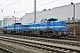 """Vossloh 5302089 - SLG """"G 18-SP-019"""" 15.12.2015 - Waren (Müritz)Michael Uhren"""