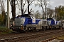 """Vossloh 5502020 - EPF """"92 80 4185 008-4 D-EPF"""" 18.11.2015 - Ratingen-LintorfLothar Weber"""