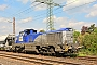 """Vossloh 5502020 - EPF """"92 80 4185 008-4 D-EPF"""" 23.04.2018 - Ratingen-LintorfLothar Weber"""