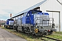 "Vossloh 5502020 - EPF ""92 80 4185 008-4 D-EPF"" 30.10.2020 - Strasbourg, Port du RhinALexander Leroy"