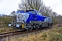 "Vossloh 5502177 - ferrotract ""92 87 4185 004-6 F-FRT"" 12.12.2016 - Altenholz, LummerbruchJens Vollertsen"