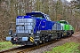 "Vossloh 5502179 - ferrotract ""92 87 4185 005-3 F-FRT"" 19.12.2016 - Altenholz, LummerbruchJens Vollertsen"
