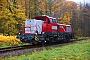 "Vossloh 5502181 - CFL Cargo ""302"" 14.11.2018 - Altenholz, LummerbruchJens Vollertsen"