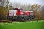 "Vossloh 5502181 - CFL Cargo ""302"" 14.11.2018 - BlickstedtJens Vollertsen"