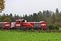 "Vossloh 5502183 - CFL Cargo ""304"" 26.10.2017 - bei Altenholz-KlausdorfBerthold Hertzfeldt"