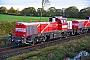 """Vossloh 5502183 - CFL Cargo """"304"""" 27.10.2017 - AltenholzJens Vollertsen"""