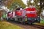 """Vossloh 5502183 - CFL Cargo """"304"""" 10.11.2017 - Felm, Gut RathmannsdorfJens Vollertsen"""