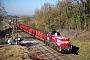"Vossloh 5502183 - CFL Cargo ""304"" 16.02.2019 - CendrecourtVincent Torterotot"