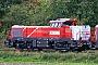 "Vossloh 5502201 - CFL Cargo ""92 82 4185 306-0 L-CFLCA"" 24.10.2017 - bei Altenholz-Klausdorf. Berthold Hertzfeldt"