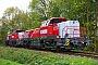 "Vossloh 5502201 - CFL Cargo ""306"" 27.10.2017 - Altenholz, LummerbruchJens Vollertsen"
