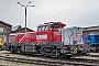 """Vossloh 5502201 - CFL Cargo """"306"""" 24.09.2019 - Moers, Vossloh Locomotives GmbH, Service-ZentrumRolf Alberts"""